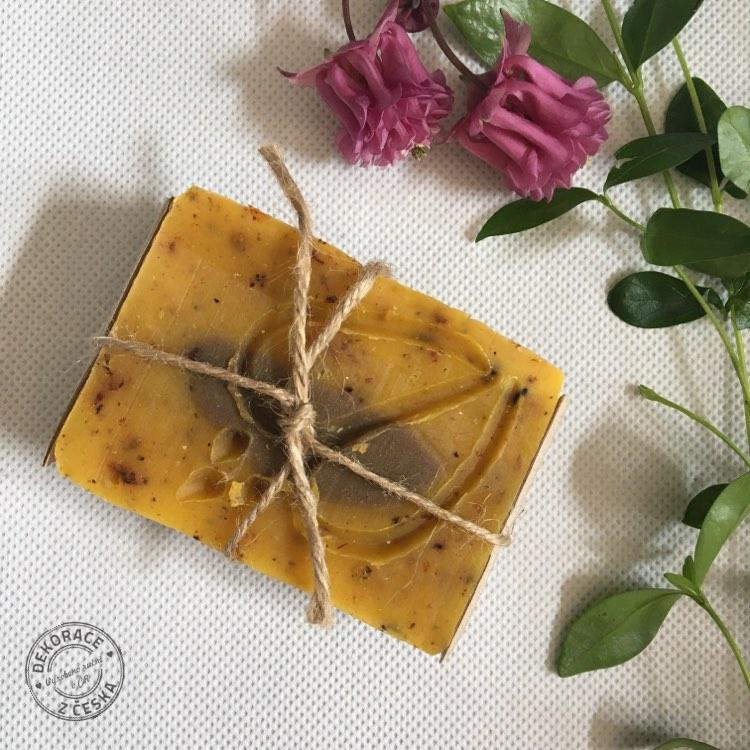 100% přírodní mýdlo Zakořenění